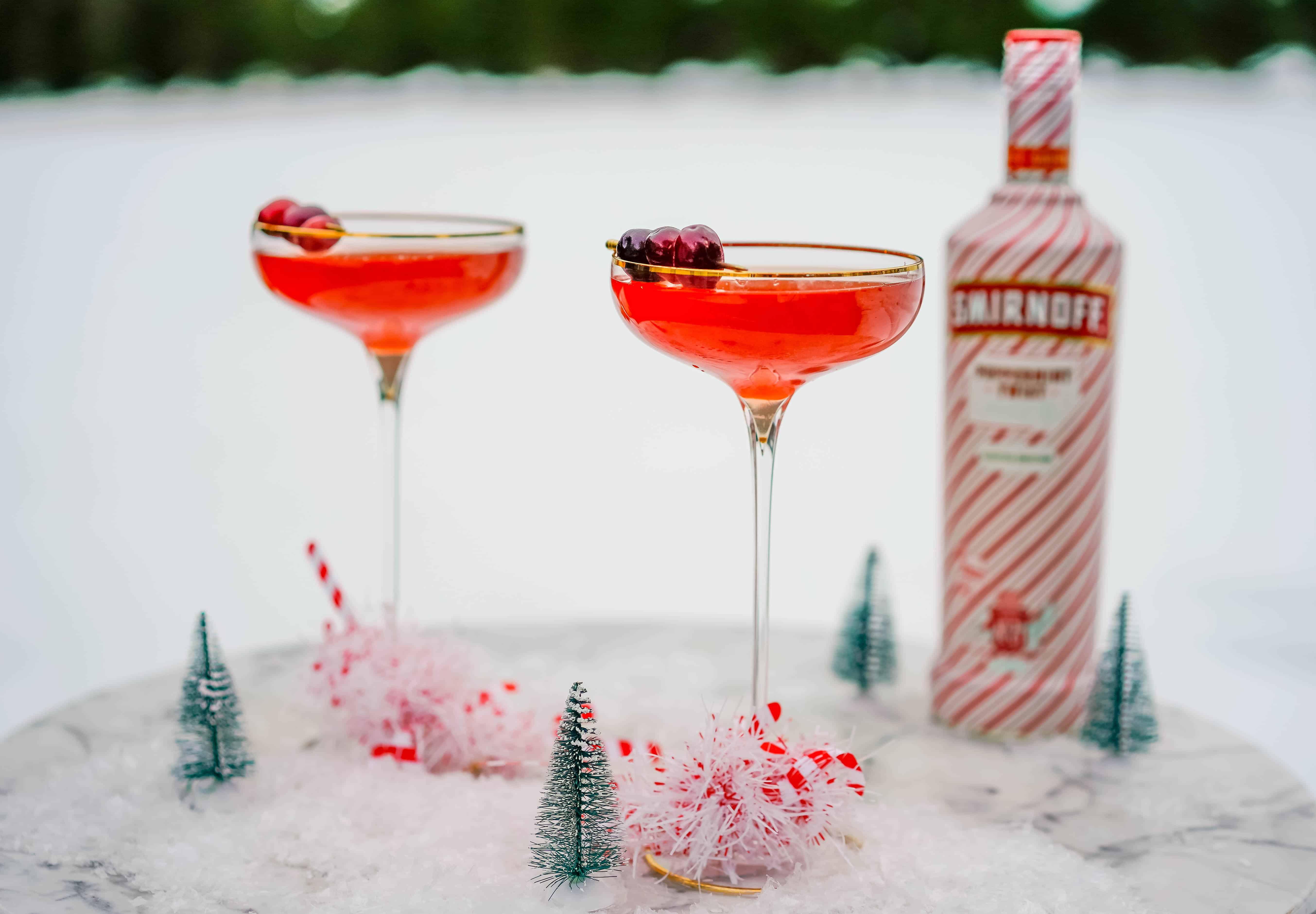 , Twisted Snowy Martini