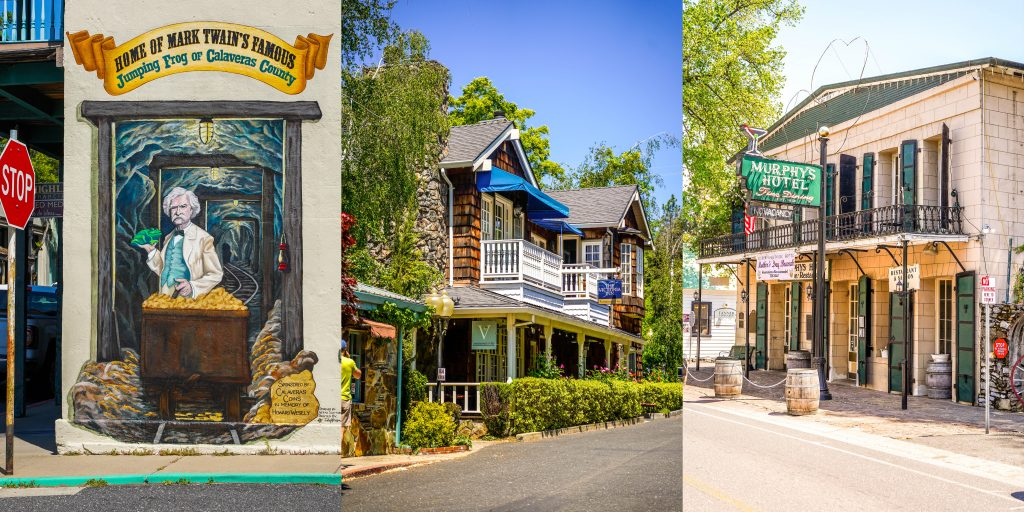 , Culinary Expedition Through California's Gold Country