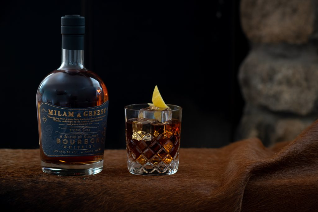 , Producers of Ben Milam Whiskey Introduce Milam & Greene Whiskey, the New Flagship Brand