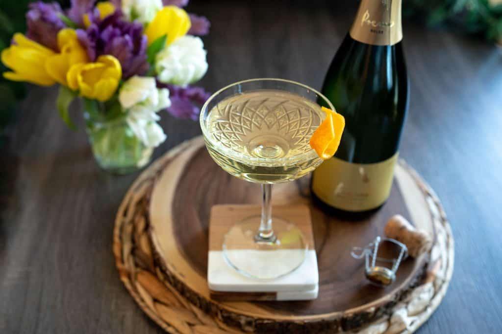 , Cocktails with Poema Cava