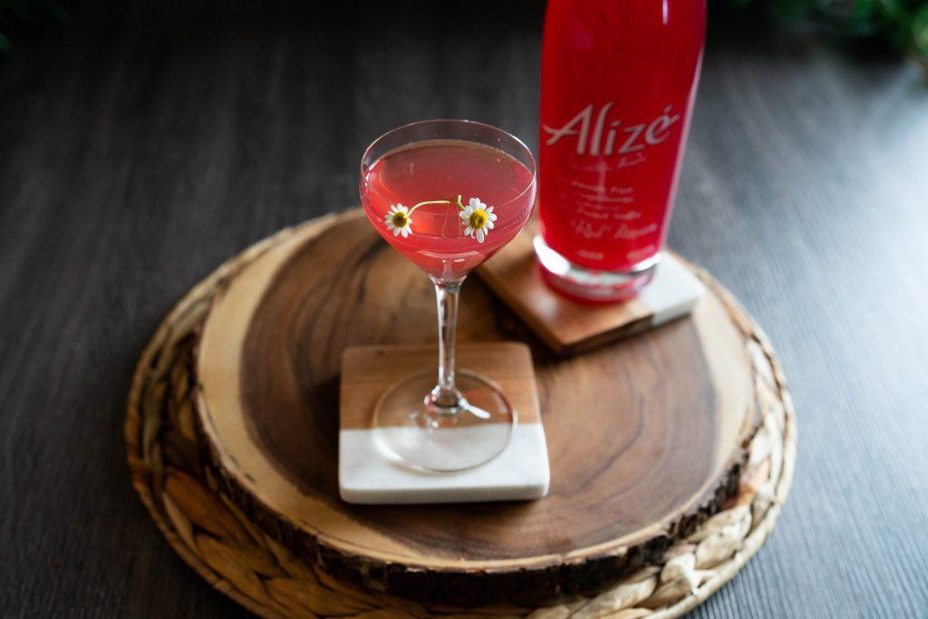 , Cocktails with Alizé