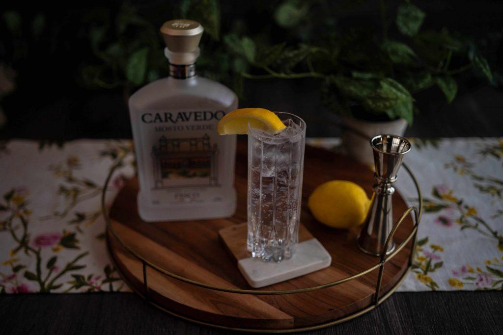 , Caravedo Pisco Cocktails