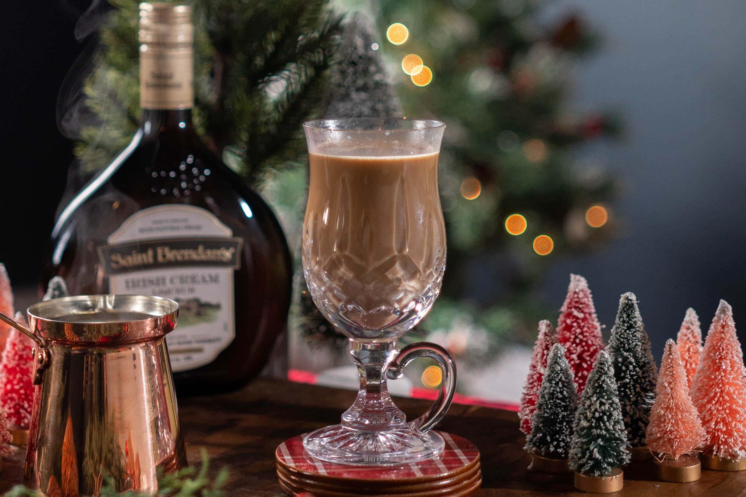 , Irish Holiday Coffee